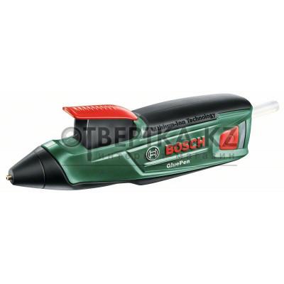 Аккумуляторный клеевой пистолет Bosch GluePen 06032A2020