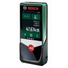 Лазерный дальномер Bosch PLR50C в Алматы