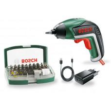 Аккумуляторная отвертка Bosch IXO V в Алматы