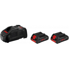 Базовый комплект Bosch GBA 2xProCORE18V 4.0Ah + GAL 1880 CV в Алматы