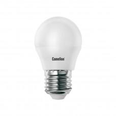 Эл. лампа светодиодная Camelion LED7-G45/845/E27, Холодный в Алматы