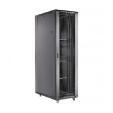 """Server case Toten AD.6022.9101 Шкаф 19"""" 22U, 600*1000*1166 черный (перф., блок вентиляторов) в Алматы"""