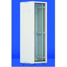 """Server case Toten A26618.8100 Шкаф 19"""" 18U,600*600*988 серый (стекло, блок вентиляторов) в Алматы"""