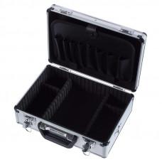 Ящик для инструмента Dexter 330х230х120 мм, алюминий, цвет серебро в Алматы