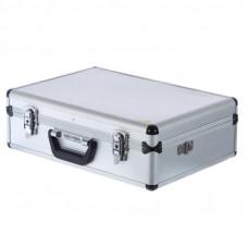 Ящик для инструмента Dexter 455х330х152 мм, алюминий, цвет серебро в Алматы