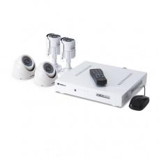 Комплект видеонаблюдения EAGLE EGL-A1204W-BVH-304 в Алматы