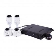 Комплект AHD видеонаблюдения EAGLE EGL-AS5004B-BVH-304 в Алматы