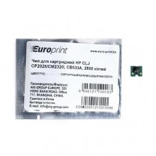Чип Europrint HP CC533A