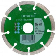 Алмазный диск HITACHI 752801