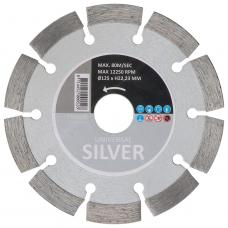 Диск HITACHI для универсального использования SILVER Ø125X22.2MM