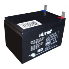 Аккумуляторная батарея Huter АКБ 12В 12Ач в Алматы