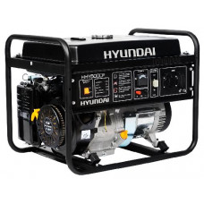 Бензиновый генератор Hyundai HHY 5000F 4кВт в Алматы