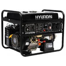 Бензиновый генератор Hyundai HHY 5000FE 4кВт в Алматы