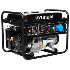 Бензиновый генератор Hyundai HHY 7000F 5кВт