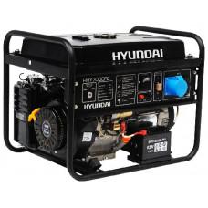 Бензиновый генератор Hyundai HHY 7000FE 5кВт в Алматы