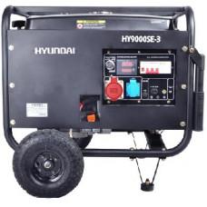 Бензиновый генератор Hyundai HY 9000SE-3 в Алматы