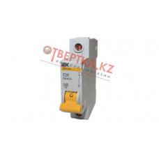 Выключатель автоматический IEK ВА-47-29 С20 1кл в Актау