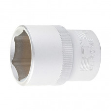 Головка торцевая, 11 мм, 6-гранная, CrV, под квадрат 1/2