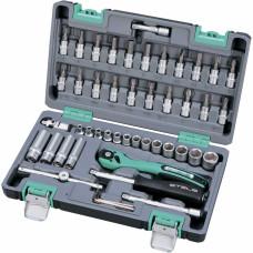 Набор инструментов, 47 предметов STELS 14099