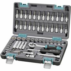Набор инструментов 57 предметов STELS 14101 в Актау