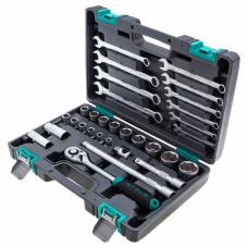 Набор инструментов 31 предметов STELS 14102
