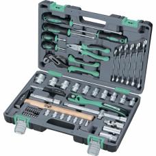 Набор инструментов 58 предметов STELS 14113