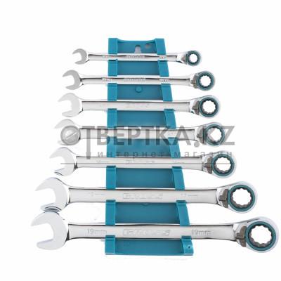 Набор ключей комбинированных GROSS 14892