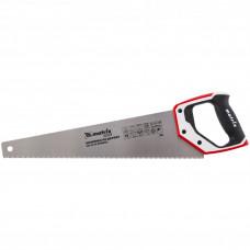 Ножовка по дереву, 450 мм, каленый зуб 3D, 7-8 TPI , трехкомпонентная рукоятка, PRO// Matrix 23582 в Алматы