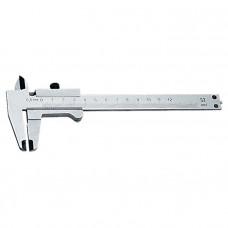 Штангенциркуль, 150 мм, цена деления 0,1 мм, класс 2, ГОСТ 166-89 (Эталон) Россия 31662 в Алматы