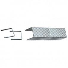 Скобы, 6 мм, для мебельного степлера, заостренные, тип 53, 1000 шт. MATRIX 41136 в Алматы