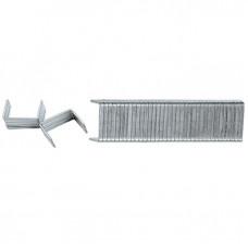 Скобы, 6 мм, для мебельного степлера, закаленные, тип 140, 1000 шт. MATRIX MASTER 41306 в Алматы