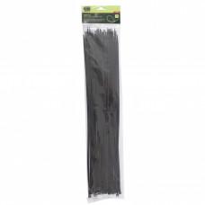 Хомуты, 500 * 4,8 мм, пластиковые, черные, 50 шт.// Сибртех 45568 в Алматы