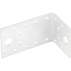 Крепежный уголок ассиметричный 2,0 мм, KUAS 145x55x65 мм// СИБРТЕХ//Россия 46451 в Алматы