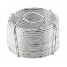 Проволока стальная, оцинкованная 0,9 мм, длина 50 м. СИБРТЕХ 47752 в Алматы