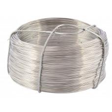 Проволока из нержавеющей стали 0,5 мм, длина 200м. СИБРТЕХ 47760 в Алматы