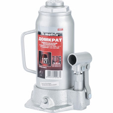 Домкрат гидравлический бутылочный, 12 т, h подъема 230–465 мм MATRIX MASTER 50727 в Алматы