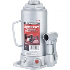 Домкрат гидравлический бутылочный MATRIX MASTER 50729 в Алматы