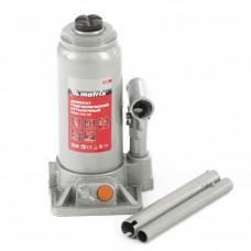 Домкрат гидравлический бутылочный, 5 т, h подъема 197-382 мм Matrix 50764 в Алматы