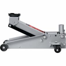 Домкрат гидравлический подкатной профессиональный, быстрый подъем, 3 тонны 130-465 мм. Quick Lift MATRIX 51047