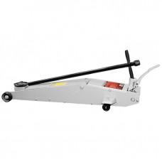 Домкрат гидравлический подкатный, 3 тонны, h подъема 130-600 мм, с переключателем режимов подъема MATRIX 510575