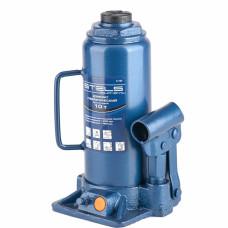 Домкрат гидравлический бутылочный, 10 т, h подъема 230–460 мм STELS 51106