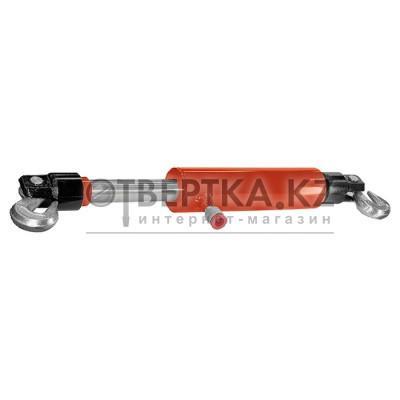Цилиндр гидравлический, 5 т, стяжной усиленный с крюками MATRIX 513475