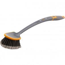 Щетка для мытья автомобиля с двухкомпонентной рукояткой STELS 55223 в Алматы