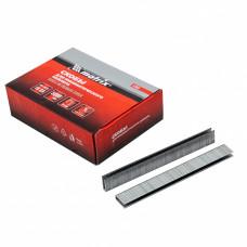 Скобы 18GA для пневматического степлера 1,25х1,0мм длина 16 мм ширина 5,7 мм, 5000 шт. MATRIX 57653 в Алматы