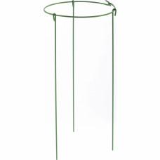 Опора для растений круглая, d 28 см., h 45 см., 3 штуки в упаковке, металл в пластике PALISAD 644075 в Алматы