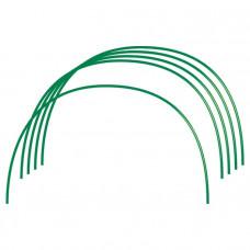 Парниковые Дуги в ПВХ 0,6 х 0,85 метра 6 штук, диаметр проволоки 5 мм. Россия 64409 в Алматы