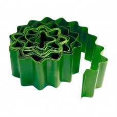 Бордюр садовый, 10 х 900 см, зелёный// PALISAD 64480 в Алматы