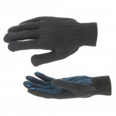 Перчатки утепленные, ПВХ-покрытие