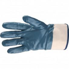 Перчатки трикотажные с обливом из бутадиен-нитрильного каучука, крага, M. Сибртех 67832 в Алматы