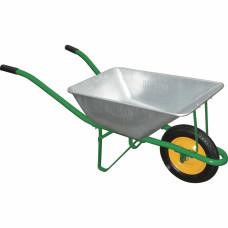 Тачка садовая, грузоподъемность 120 кг, объем 58 литров PALISAD 689103 в Алматы